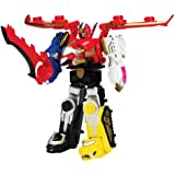 Bandai 35095 - Figura Megazord Megaforce Power Rangers
