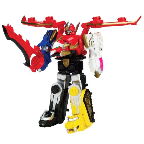 Bandai 35095 - Power Rangers Megaforce Gosei Great Megazord