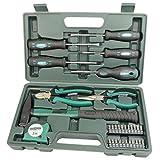 Brüder Mannesmann Werkzeuge 31-teilig Werkzeugsatz
