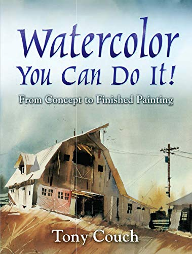 Watercolor: You Can Do It! (Dover Art Instruction)