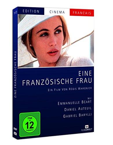 Bild von Eine französische Frau - Edition Cinema Francais Nr. 10 (Mediabook)