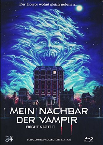 Mein Nachbar der Vampir - Mediabook  (+ DVD) [Blu-ray] [Limited Collector\'s Edition]