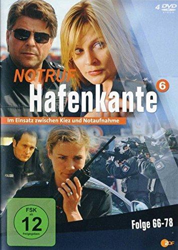 Notruf Hafenkante 6 - Folgen 66-78 [4 DVDs]