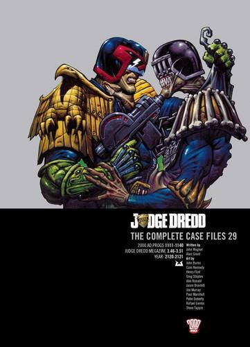 Judge Dredd: Complete Case Files 29