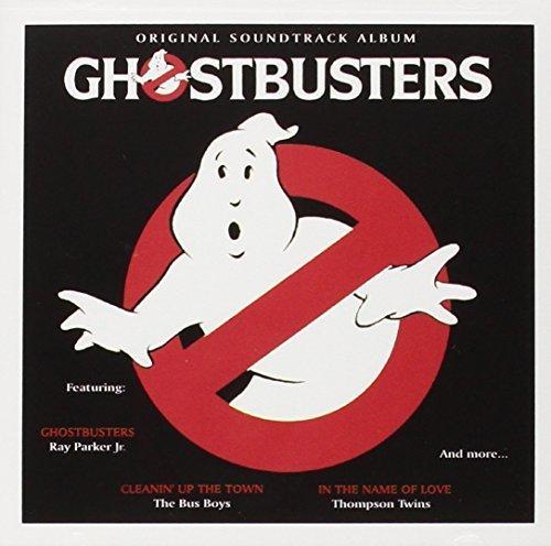 Ghostbusters-Original Soundtrack Album by Ray Parker Jr., Air Supply, Laura Branigan, Elmer Bernstein (Parker Ray Jr-cd)