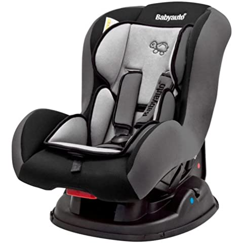 Babyauto Sillita de seguridad infantil Modelo Dadoo Gris
