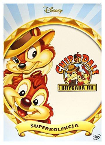 Chip and Dale Rescue Rangers (BOX) [5DVD] [Region 2] (IMPORT) (Keine deutsche Version)