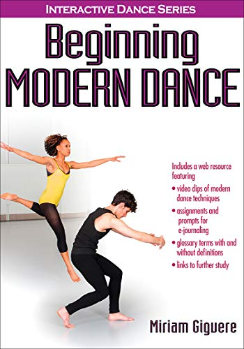 Giguere, M: Beginning Modern Dance (with Web Resource) (Interactive Dance Series)
