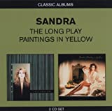 Sandra: 2in1 (The Long Play/Paintings In Yellow) (Audio CD)
