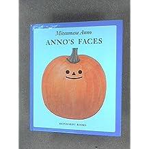 Anno's Faces by Mitsumasa Anno (1989-05-18)