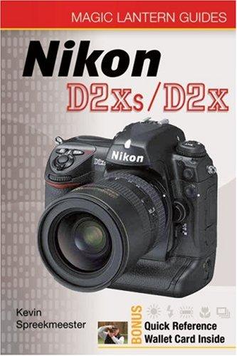 Nikon D2xs/D2x par Kevin Spreekmeester