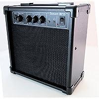 Benson 15 watt multi functional practice amp (bass guitar/Electric Drum kit/Electro Acoustic