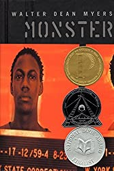 Monster (Coretta Scott King Honor Book) by Walter Dean Myers (1999-04-21)