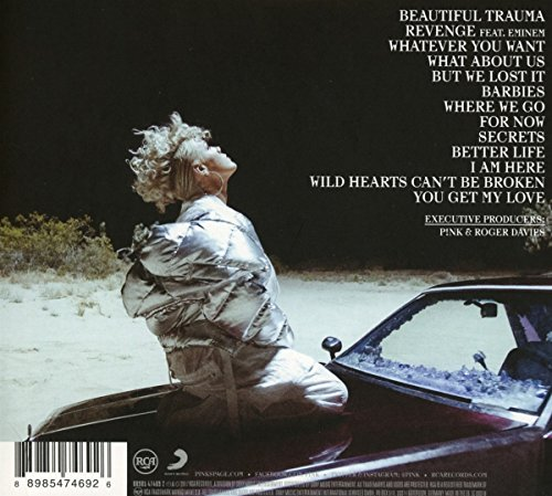 Beautiful Trauma (Explicit) - 2