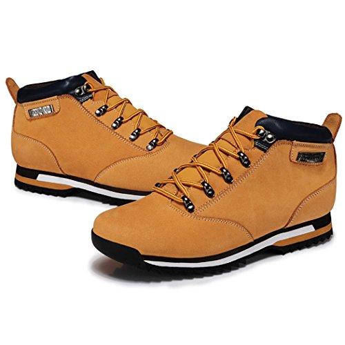 Vibram FiveFingers - Scarpe da corsa Spyridon MR Men 2014, con le dita - Grigio/arancio