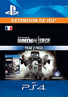Tom Clancy's Rainbow Six Siege Year 2 Pass [Code Jeu PS4 - Compte français] (B01N704977) | Amazon price tracker / tracking, Amazon price history charts, Amazon price watches, Amazon price drop alerts