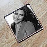 Seasons JAMIE-LYNN SIGLER - Original Art Coaster #js004