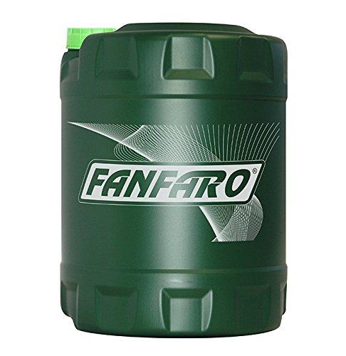 1 x 10L FANFARO TRD-10 5W-40 UHPD API CI-4 API SL / LKW Busse E7 VDS-3