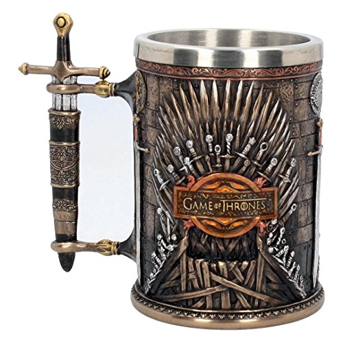 Game Of Thrones Jarra de Cerveza 3D The Iron Throne