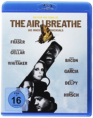 The Air I Breathe - Die Macht des Schicksals [Blu-ray] (Blu-ray Air)