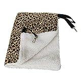 fggfgjg Warm Hanging Cat Bed Mat Soft Cat Hammock Hammock Pet Cage Bed Cover Cushion Yellow