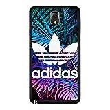 Adidas Phone Skin For Samsung Galaxy Note 3,Adidas Phone Funda Cover,Adidas Logo Phone Funda,Adidas Cover Funda Samsung Galaxy Note 3