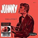 Johnny Hallyday (L'album Hollandais) En Paper Sleeve - CD Vinyl Replica Deluxe