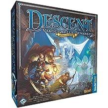 Giochi Uniti GU158 - Descent: Viaggi Nelle Tenebre, Seconda Edizione