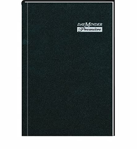 RECYCLED MONTHLY PLANNER, BLACK, 7 7/8