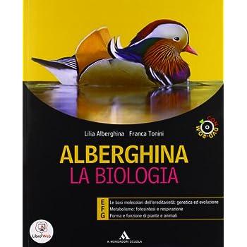 Alberghina. La Biologia. Vol. E-F-G. Per I Licei E Gli Ist. Magistrali. Con Dvd. Con Espansione Online