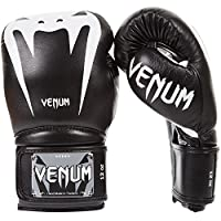 Venum VENM GIANT 3.0 BOXING GLOVES-BLACK-14OZ