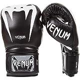 Venum Unisex Adult Giant 3.0 Boxing Gloves Muay thai, Kick Boxing, Black/White, 14 oz