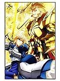 CoolChange Fate/Stay Night Puzzle, 1000 Teile, Motiv: Saber & Gilgamesh
