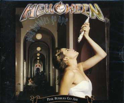 Helloween: Pink Bubbles Go Ape (Bonus Track ed) (Audio CD)