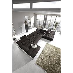 MEGA Conjunto de Muebles Para Salón ELEMENTOS Nine systemcouch