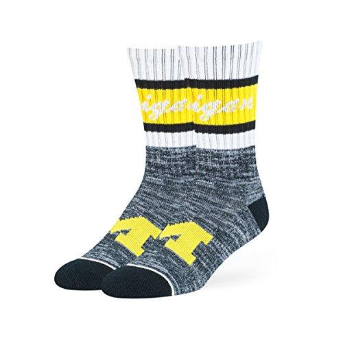 NCAA Damen OTS Jensen Sport Socke, mittel, unisex - erwachsene, NCAA OTS Jensen Sport Sock, Medium, navy, Medium
