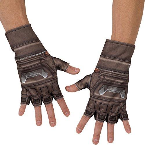 Preisvergleich Produktbild Rubie 's Costume Co Herren Avengers 2Age of Ultron Erwachsene Captain America Handschuhe