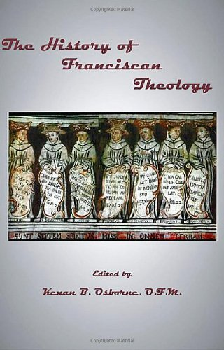 History Of Franciscan Theology Theology Series