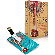 Music Card: The Great Indian Sitar - 320 Kbps MP3 Audio (4 GB)