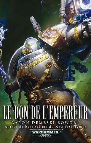 Warhammer Chevaliers Gris - Space Marine - Le don de l'empereur