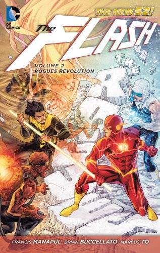 Flash Volume 2: Rogue's Revolution TP (The New 52)