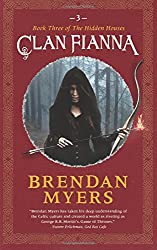 Clan Fianna: Book Three of The Hidden Houses