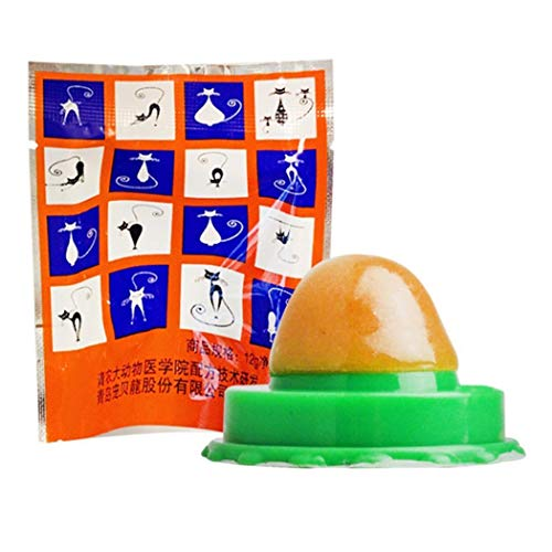 kigins Cat Snacks Catnip Sugar Candy Licking Solid Nutrition Candy Ball Forniture per la stalla