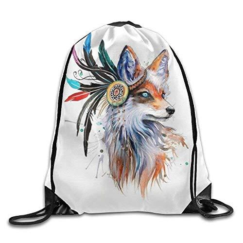 uykjuykj Tunnelzug Rucksäcke, Classic Cat Drawstring Bags Daypack for Activity,Work,Basketball,Running Pattern 7 Lightweight Unique 17x14 IN