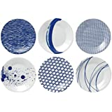Pacific by Royal Doulton 16cm Plate, Set of 6