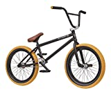 "WeThePeople Crysis 2016 - Bicicleta de BMX, color negro, talla 20.5"""