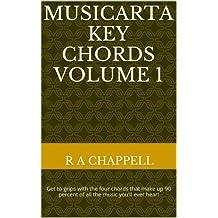 Musicarta KEY CHORDS Volume 1