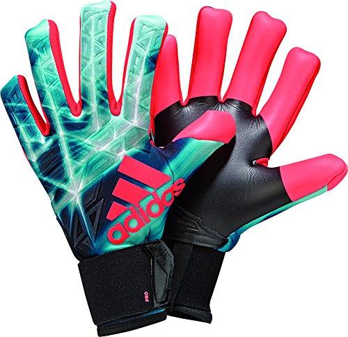 Adidas Ace Trans Pro Manuel Neuer Guanti da portiere, Unisex, ACE Trans PRO Manuel Neuer, energy blue s17/Black, 9