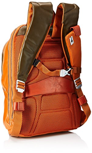 Compare Prices for Piquadro Casual Daypack, orange (Orange) – CA2944OS Reviews