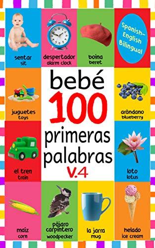 Bebé 100 primeras palabras V.4: FLASH CARDS IN KINDLE EDITION ...
